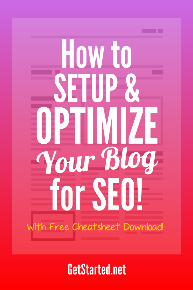 How to setup and optimize your WordPress blog for WordPress SEO. Learn the exact steps and download the free eBook which shows you step by step exactly what you need to do for perfect WordPress SEO on your website.